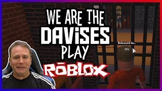 The Love Of My Life | Roblox Jailbreak EP-33 | We Are The Davises Gaming