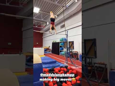Iowa State Gymnastics