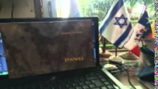 MENSAJE :EL PROPOSITO SEXTUPLE DEL ANGEL GABRIEL A DANIEL