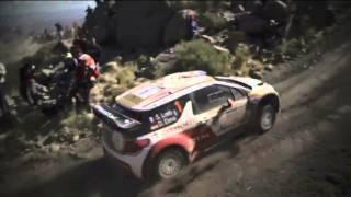Sebastien Loeb se despidio del Rally de Argentina con su octava victoria