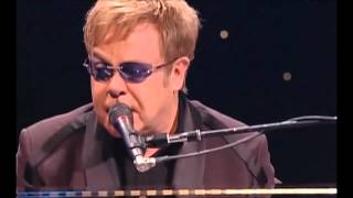 "Elton John and Leon Russell The Union Part 2 ""Gone to Shiloh"""
