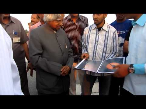 Dr. APJ Abdul Kalam at IIT Kanpur