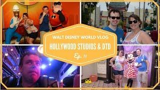 Walt Disney World Vacation 2015 Disney's Hollywood Studios And Downtown Disney