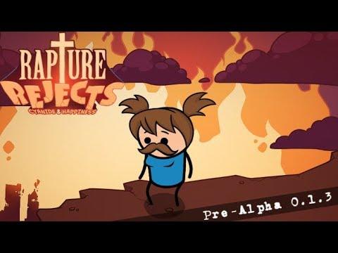 Rapture Rejects ¦ Pre-Alpha 0.1.3 Testing ¦ Kata always dies! |