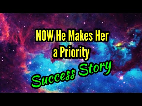 She manifested him making her a priority   Success Story
