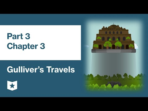 Gulliver's Travels by Jonathan Swift | Part 3, Chapter 3