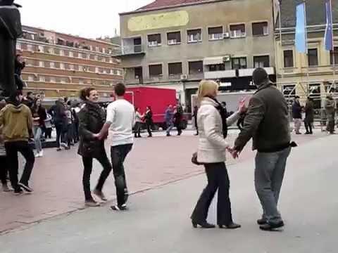 International Rueda De Casino - Multi Flash Mob Day 2015 - Novi Sad, Serbia