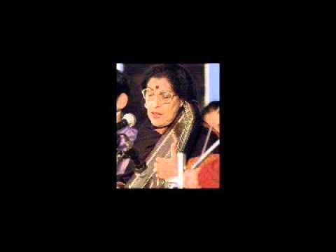 Smt. Kishori Amonkar - Raag: Marwa
