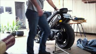 Single Sided Swingarm Stand