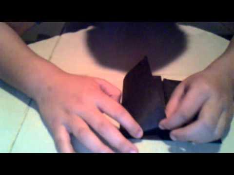 Como Hacer Una Mascara De Lobo De Papel Youtube