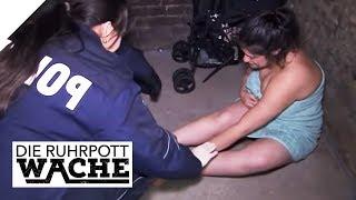 Schnorrer-Mädchen nistet sich heimlich im Keller ein und wird gepackt | Die Ruhrpottwache | SAT.1 TV