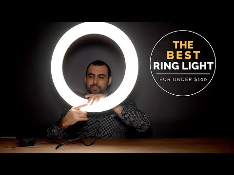 Ring Light For Video You Or Makeup