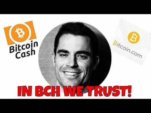 IN BITCOIN CASH WE TRUST! | ROGER IS A GENIUS! |