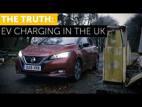 The shocking truth about charging an EV in the UK