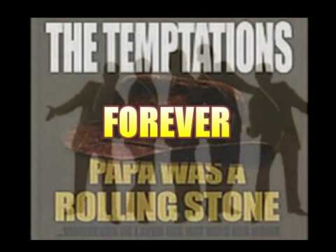 The Temptations (remix by DjeepyKinG) - Papa Was A Rolling ...