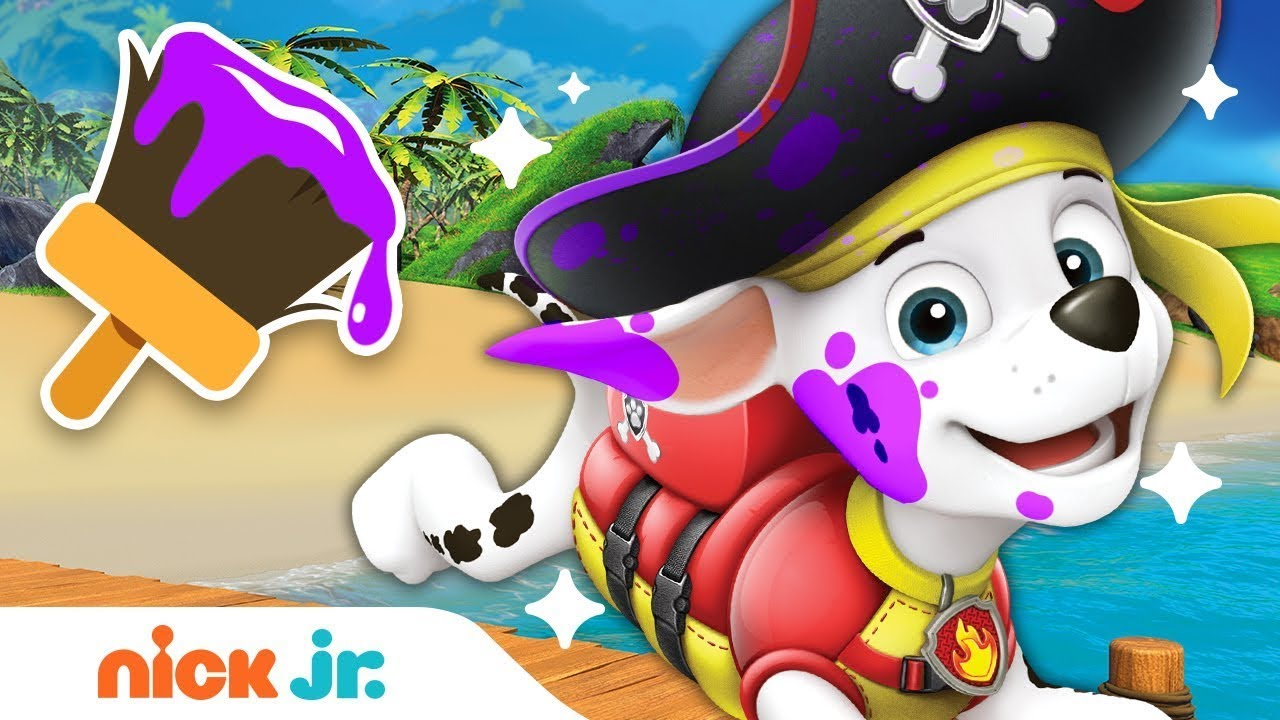 Download Magical Makeovers #1 Pirate Edition w/ PAW Patrol, Santiago & Blue's Clues! | Nick Jr.