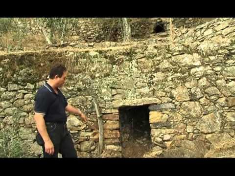 I terrazzamenti dei Monti Pisani - YouTube