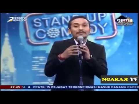 KOCAK ABDUR HD   Mama Saya VIKING Stand Up Comedy Indonesia