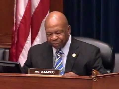 Cummings on Funding for Embassy Security