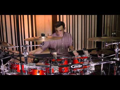 Jeremy Davis - Take Back the Night by Justin Timberlake - Drum Cover