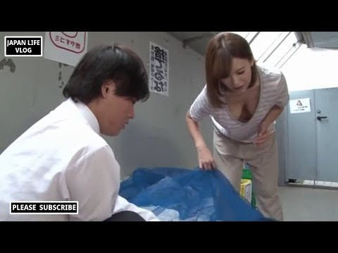 My sister is cleaning her house with her uncle. (JAPAN LIFE VLOG Vida Japonesa) 78