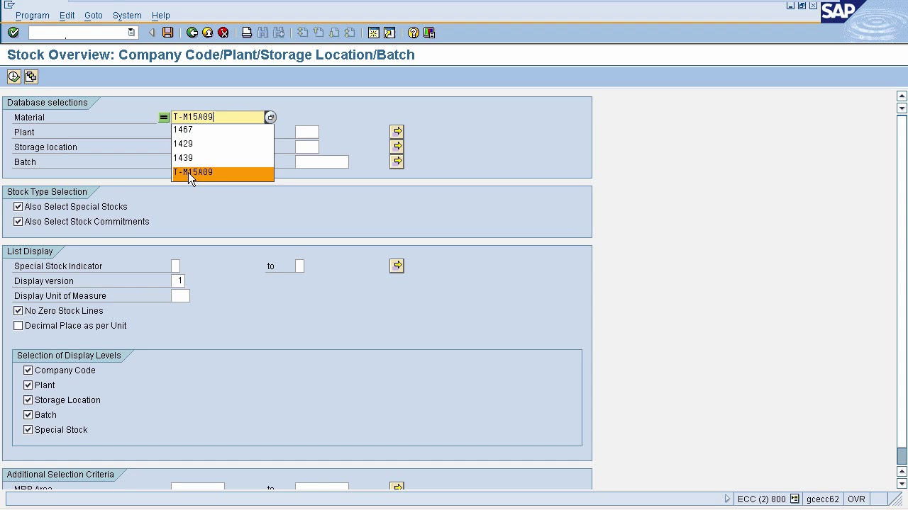 hight resolution of sap mm procurement cycle