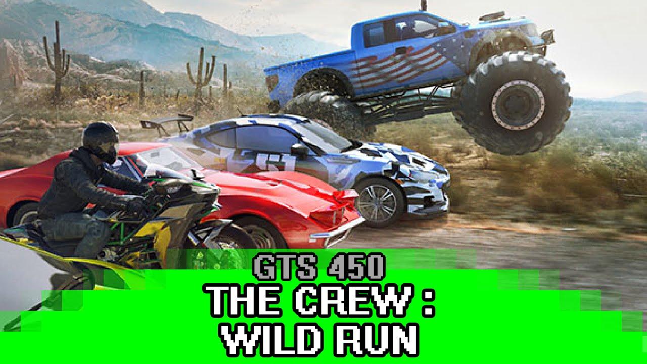 The Crew Wild Run - ТРЕЙЛЕР - Cенсация в мире гоночных игр! - 17 .