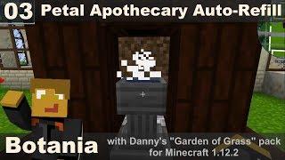 Botania E03 - Petal Apothecary Water Automation (Botania Only)