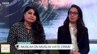 BBC 2: Victoria Derbyshire Panel Discussion on hatred against Ahmadiyya Muslims