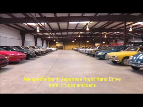 Duncan Imports and Classic Cars - Japanese Imports