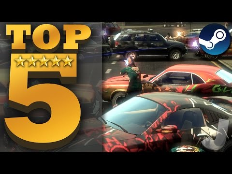 Top 5 FREE TO PLAY Open World Steam Games (F2P Open World PC Games)