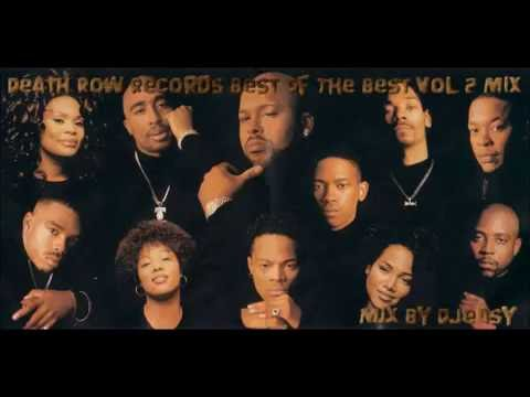 Death Row Records Best Of The Best Of All Times Volume Two