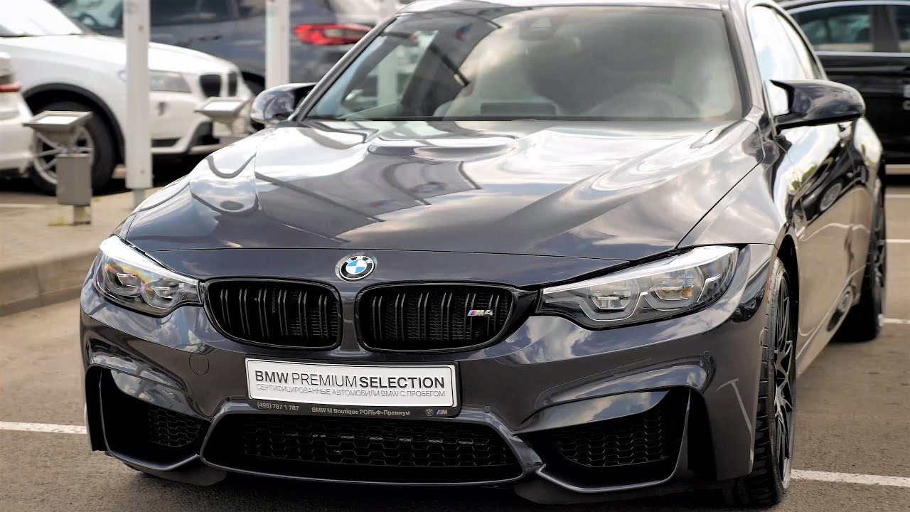 BMW M4 Competition - Купил автомобиль для души! 😎