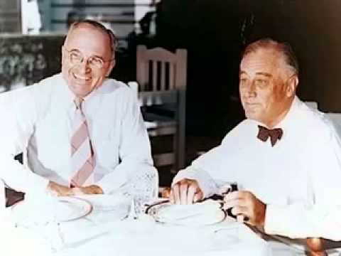 Roosevelt and Truman
