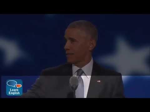 GenYoutube net Learn English with Obama   President Barack Obamas speech at the 2016 Democratic Nati