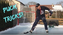 Eishockey Tricks: Scheibe heben/ Pick up the Puck!