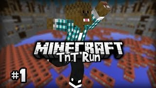 Minecraft - TnT Run ! [Ep.1]