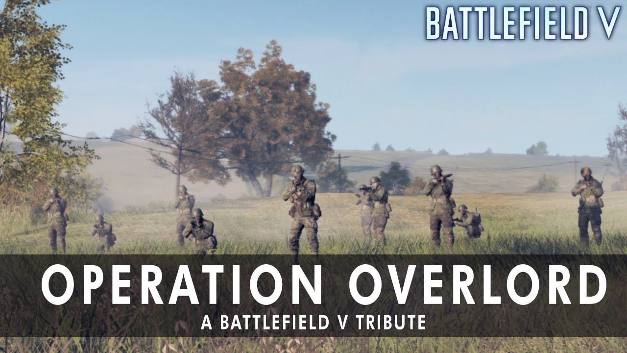 Operation Overlord - Battlefield V Cinematic Tribute