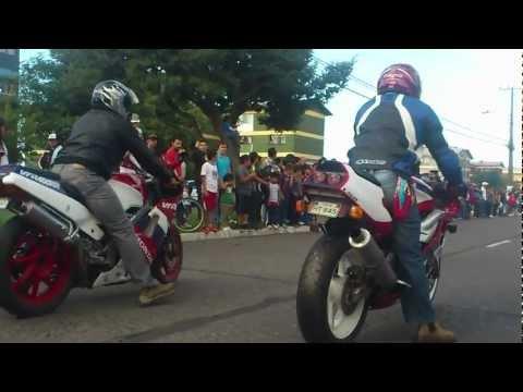Competencias Categoría 400 cc Quinto Aniversario Club De Motos Azabache