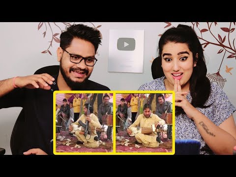 Indian Reaction On Khattak Maidani Tamasha | Student Of Amjid Malang | Rabab Play With Glass
