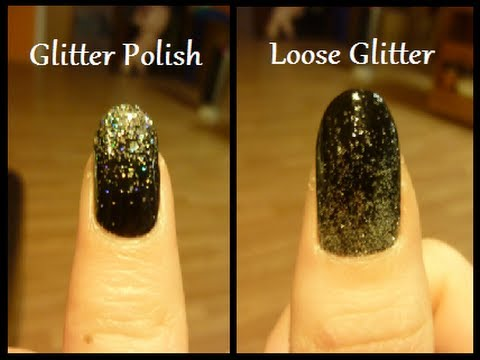 Quick and easy ombre glitter fade party nail art tutorial youtube quick and easy ombre glitter fade party nail art tutorial solutioingenieria Image collections
