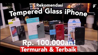 4 Merek 'AntiGores' iPhone Terbaik 2020 (Low Budget Edition)