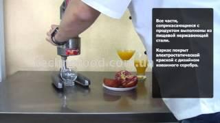 Приготовление фрешей с соковыжималкой M088 Pimak - обзор интернет-магазина ТЕХНОФУД