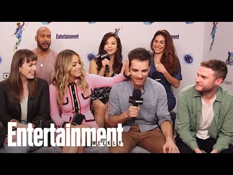 Agents of S.H.I.E.L.D.: The Cast Reveals Their Favorite Scenes | SDCC 2018 | Entertainment Weekly