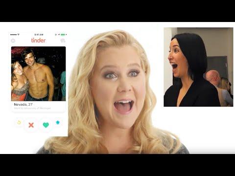 Amy Schumer Hijacks A Stranger's Tinder | Vanity Fair
