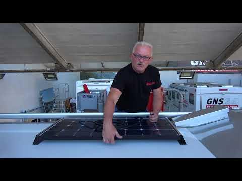 Wir rüsten um, auf Lithium-Batterien und erweitern Solar!