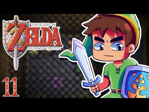 Zelda A Link to the Past #11 : PALAIS DES GARGOUILLES !