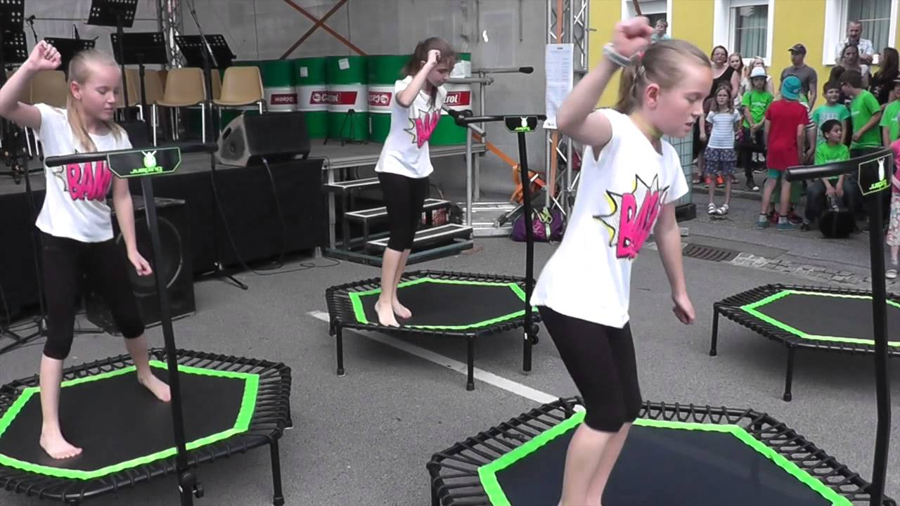 Spargelfest - Jumping Kids - Sportcompany
