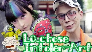 90sアメリカンアニメINファッション!Lactose Intoler-Art ☆ 90's Cartoon meets Fashion with Lactose Intoler-Art!