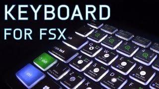 Flight Simulator X Keyboard Review | Editors Keys (Sponsored)
